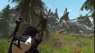 Skyrim (Modded) Insane Random Boss Encounter!