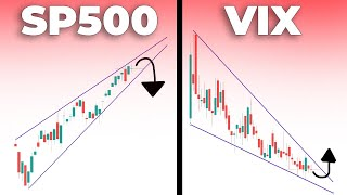 WARNING: SP500 & VIX Coiling Near Stock Market All Time High (CRASH?) | S&P 500 Technical Analysis