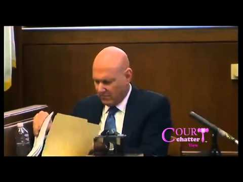 Edwin Alemany Trial Day 8 Part 1 06/04/15