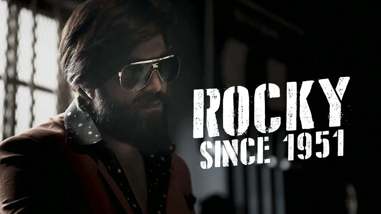 Download Rocky Since 1951 | KGF | Yash | Prashanth Neel