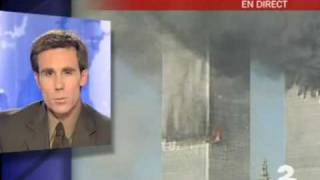New York : deux avions percutent le World Trade Center