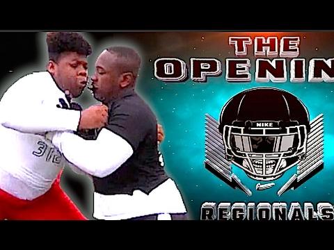 🔥🔥 OL v DL The Opening Regionals | Houston TX | 2017