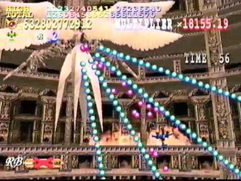 Giga Wing 2 Score Attack Stage 7