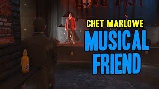 CHET'S MUSICAL FRIEND (Chet Marlowe | GTA RP)