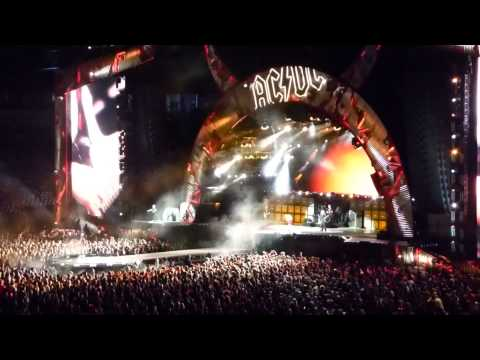 AC/DC - Full Show, Live At MetLife Stadium, NJ On 8/26/15, During Their Rock Or Bust World Tour!