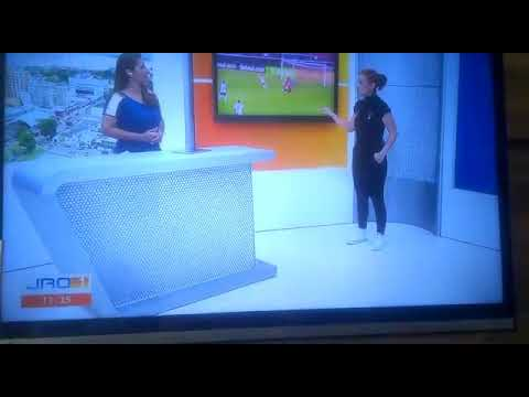 Comentário no Globo esporte de Rondônia