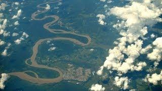 Джунгли Амазонки с высоты(Олька давно уже выложила свои фото на Shooow.Me Смотрите их здесь - http://shooow.me/1563 http://shooow.me - Смотри на мир шире..., 2012-05-23T13:15:07.000Z)