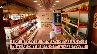 Use, Recycle, Repeat: Kerala's Old Transport Buses Get A Makeover