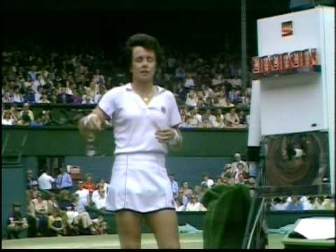1980 Wimbledon QF Martina Navratilova vs Billie Jean King Part 4