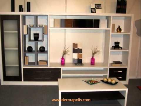 Muebles c sicos con formas innovadoras feria del mueble for Muebles nogal yecla