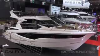 GALEON 360 FLY NAUTIC 2016 Paris