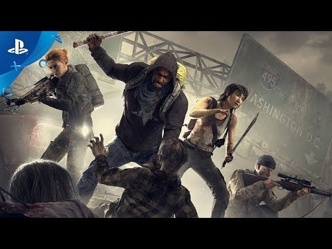 Overkill's The Walking Dead - E3 2018 Gameplay Trailer | PS4