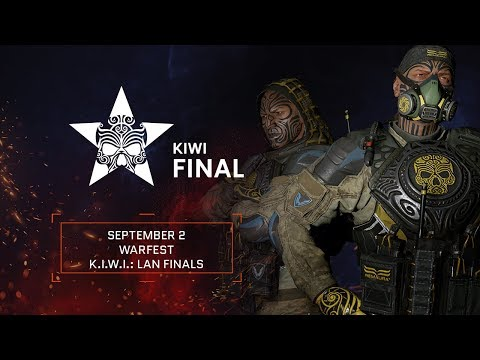 Warface - WARFEST Festival. The Final Fights Of K.I.W.I. Tournament