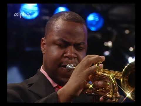 Ray Brown Trio & Friends, Nicholas Payton - It might as wel be Spring or Polka dots and moonbeam