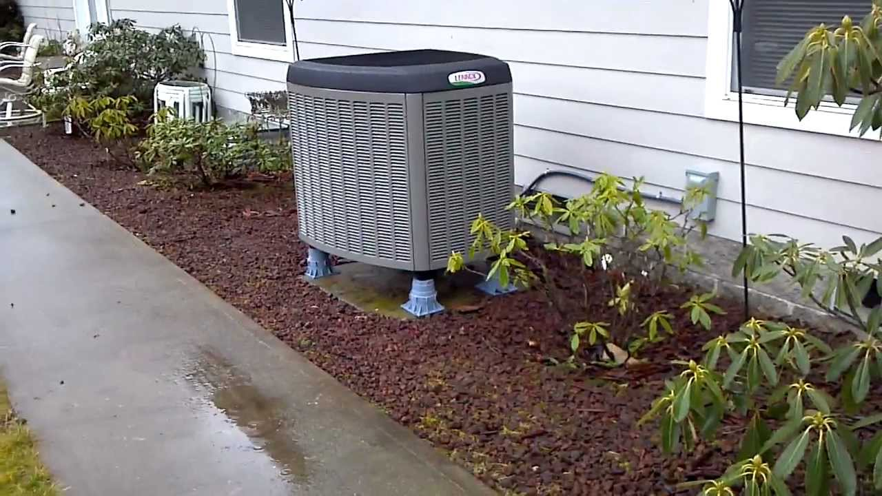 Lennox Icomfort Wi Fi Xp21 2 Stage Heat Pump System To