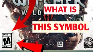 WHAT IS GAME CD SYMBOLS RATINGS ll WHAT IS CD SYMOBOL