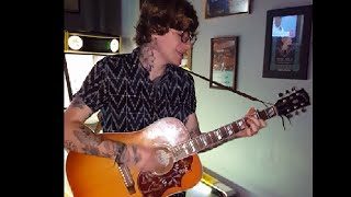 "Matt McAndrew ~ VIP Backstage Serenade ""My Enemy"" ~ Brighton Music Hall ~ 2015"