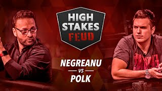 High Stakes Feud | Daniel Negreanu vs Doug Polk