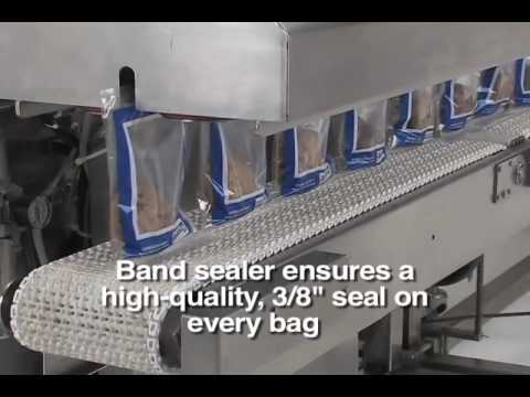 FAS SPrint™ SidePouch® Revolution Bagger Video
