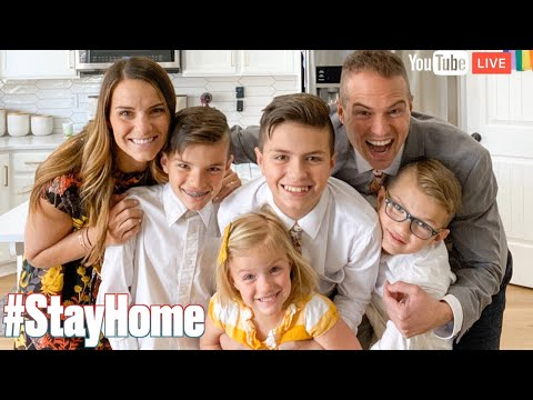 #STAYHOME SUNDAY #WITHUS | EXCLUSIVE LIFE UPDATE FROM A VERY SPECIAL FAMILY MEMBER