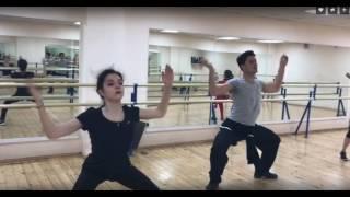 �������� ���� Evgenia Medvedeva - jazz-dance practice 2016 ������