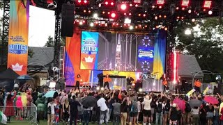 """French Montana live performance on GMA """"ALL THE WAY UP"""""""