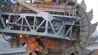 heavy equipment accidents caught on tape compilation - PART 1