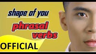Shape of you (Cover Parody) - 12 phrasal verbs (BRING) - Thái Dương