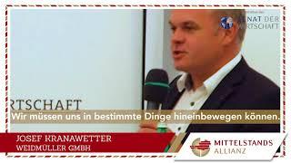 8. MITTELSTANDS-ALLIANZ-Unternehmerstatement: Optimismus und Freiräume