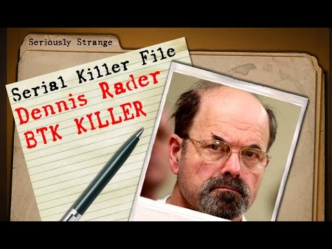"btk killer Kerri rawson, the daughter of wichita, kansas, btk serial killer dennis rader, broke the family's nine-year silence thursday and talked about her father's 10 murders an interview by writer stephen king about the upcoming movie ""a good marriage"" prompted her to break the self-imposed silence, she said."