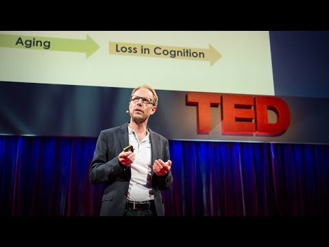 How young blood might help reverse aging. Yes, really | Tony Wyss-Coray