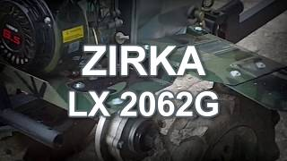 Мотоблок Zirka LX 2062G обзор