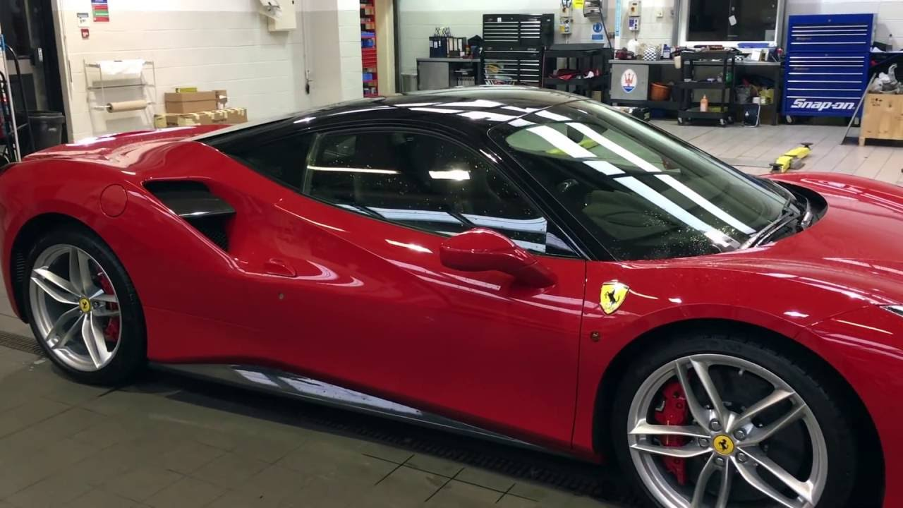 2016 Ferrari 488 Gtb Car Review Engine Interior Amp Car