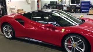 2016 Ferrari 488 GTB - Car Review, Engine, Interior & Car Drive