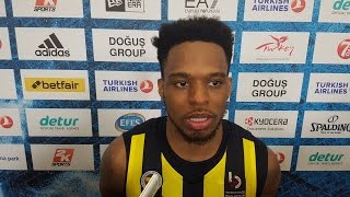 Bobby Dixon talks about Fenerbahce's spirit to fight back against CSKA