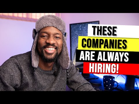 10 Companies That Are ALWAYS Hiring in South Africa