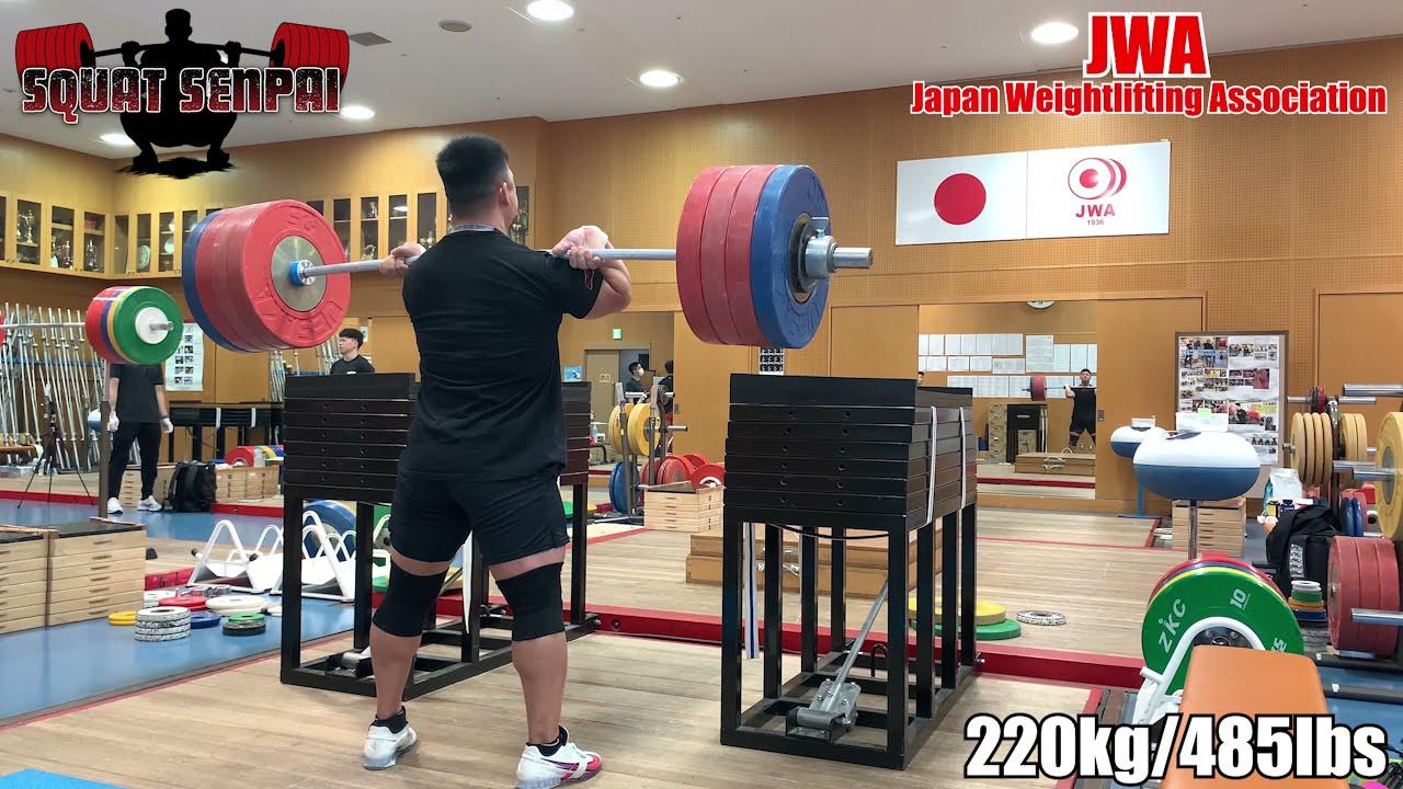【39 days to go!】 Toshiki Yamamoto Training 【June 22nd, 2021】