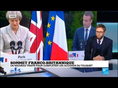 """""""Montrer que la Grande-Bretagne est toujours engagée en Europe"""""""