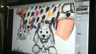 Poodle Love Time Lapse By Ralph Cifra