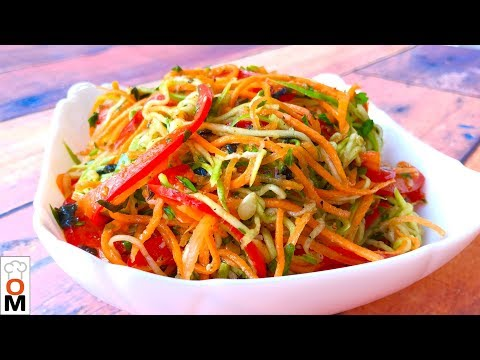 Кабачки По-Корейски (Вкуснятина Нереальная) Морковка По-Корейски Отдыхает