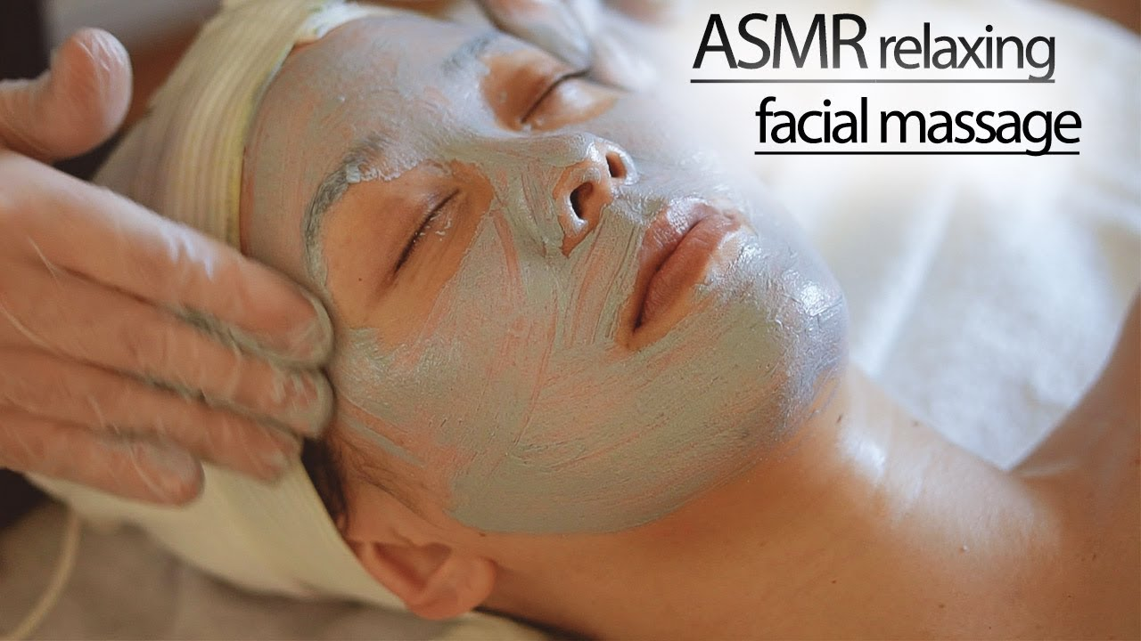 Relaxing Facial Treatment Youtube
