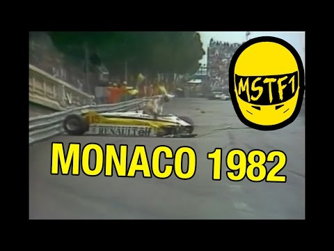 1982 Monaco Grand Prix – Mystery Science Theater F1