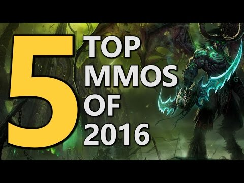 Top 5 Anticipated MMOs of 2016