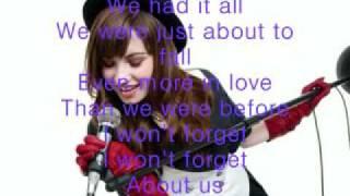 Demi Lovato - Don't Forget (Karaoke)
