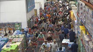 How Costco Is Handling Panicked Coronavirus Shoppers