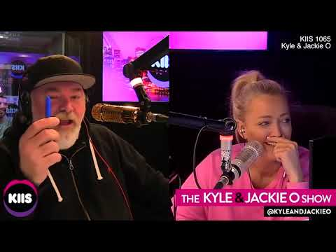 : Kyle and Jackie O receive an unexpected phone call from prison