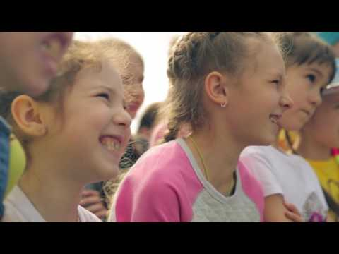 "Унистрой: тест-драйв дворов в ЖК ""Весна"" (Новостройки Казани)"