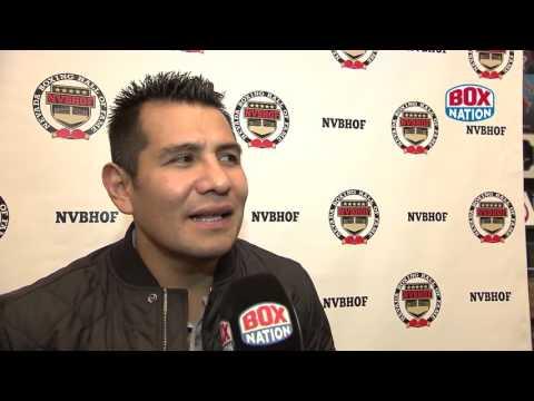 Marco Antonio Barrera reflects on Naseem Hamed fight