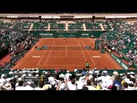 Rafael Nadal vs Marinko Matosevic - Masters Montecarlo 2013 (R2) - Full Match HD