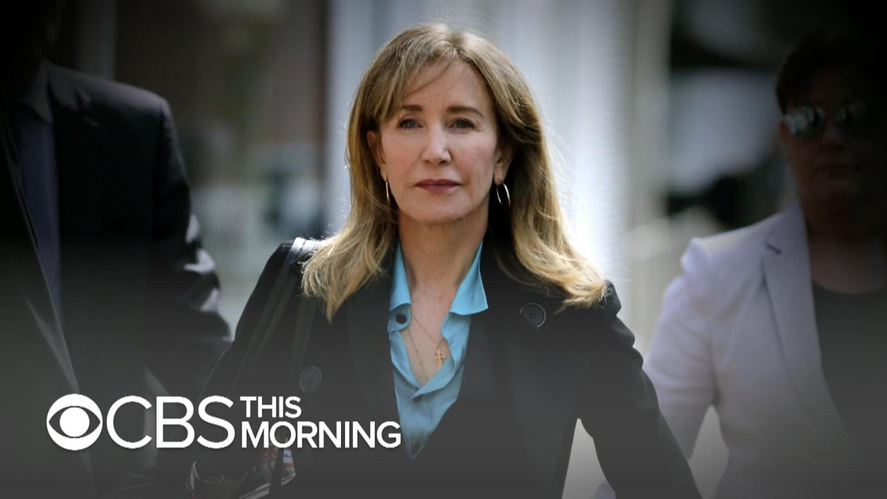 Felicity Huffman Gets Sentenced in College Admissions Scam Today: Here's What to Know
